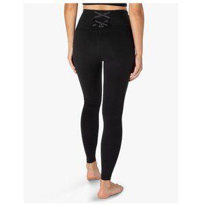 Beyond Yoga Supplex On The Strap Leggings Black